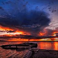 Yellowstone Lake, Yellowstone National Park