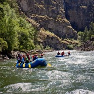Rafting the Middle Fork of the Salmon