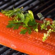 Far and Away Salmon Feast