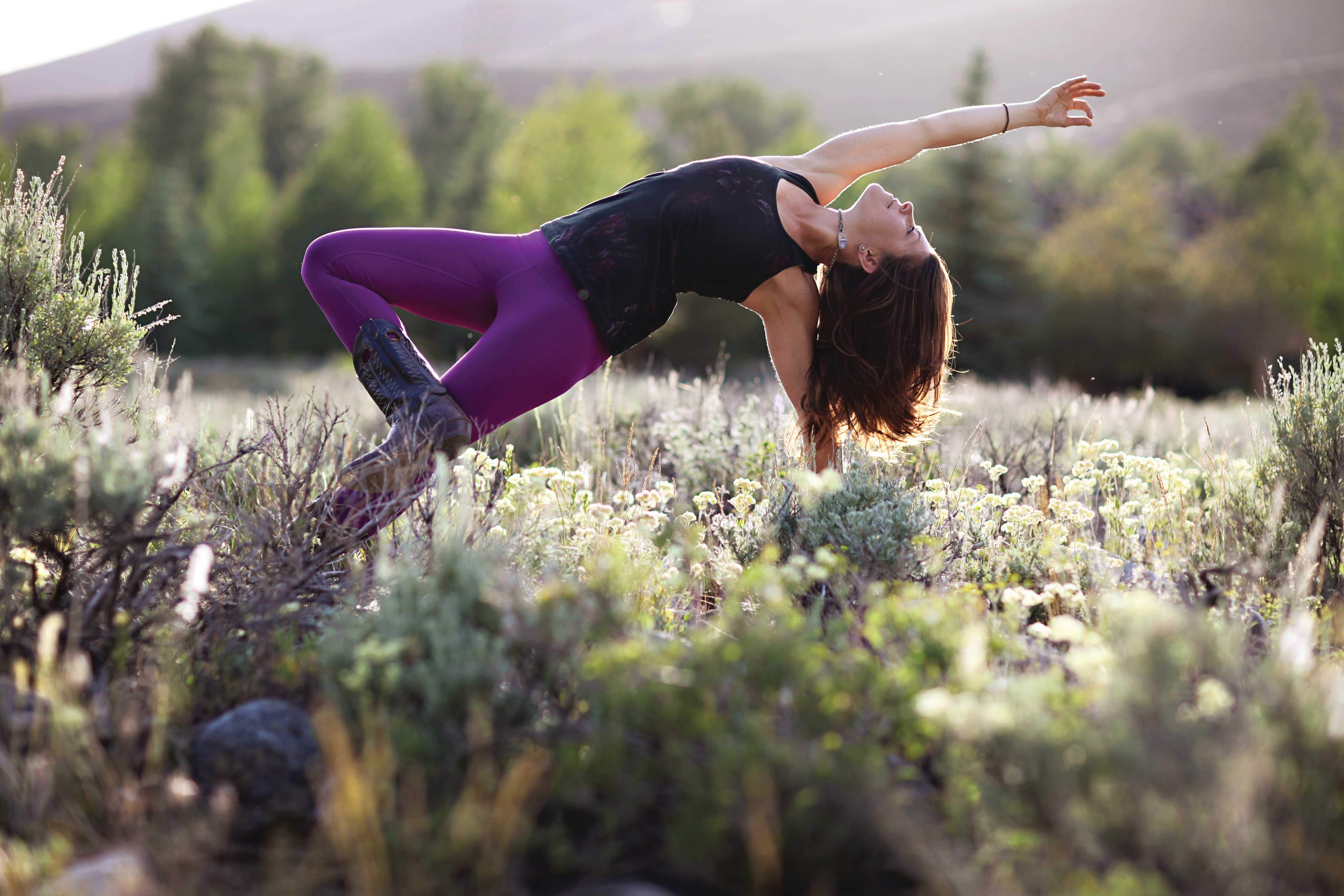 Try These Yoga Hybrids – Northwest Travel & Life
