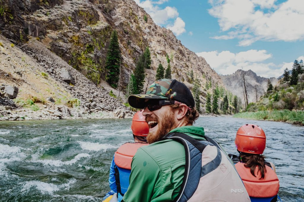 Fly Fishing Trips - Far and Away Adventures Guided Idaho